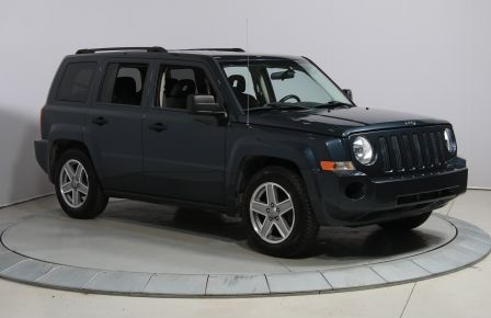 2008 Jeep Patriot Sport #0