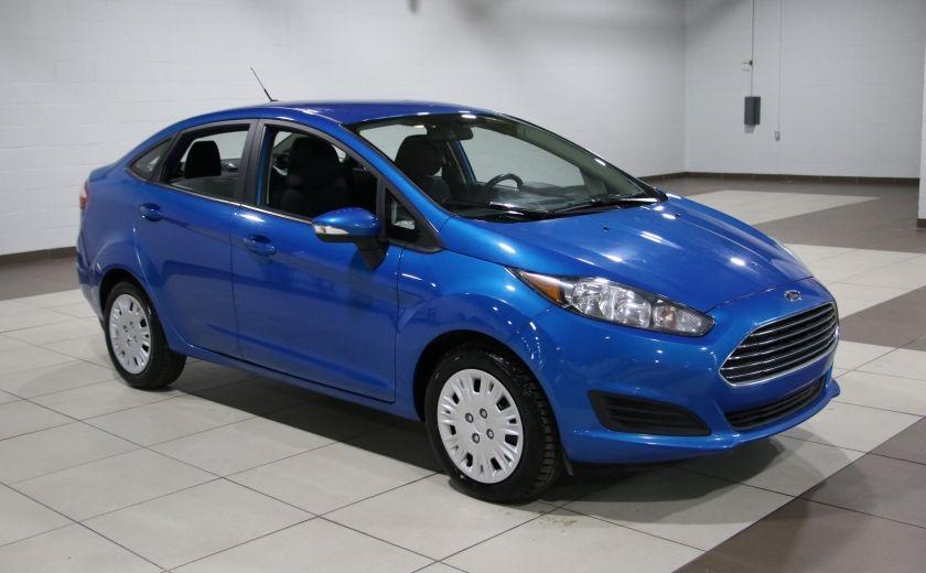 2014 Ford Fiesta SE AUTO A/C GR ELECT #0