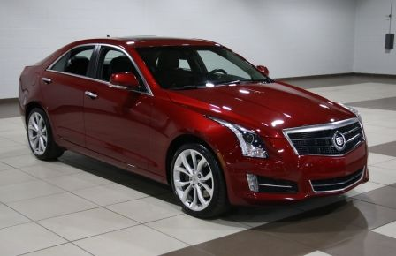 2014 Cadillac ATS Performance AWD 2.0T CUIR TOIT MAGS #0