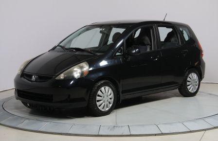 2007 Honda Fit LX #0