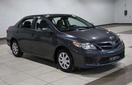 2013 Toyota Corolla CE AUTO A/C GR ELECT #0
