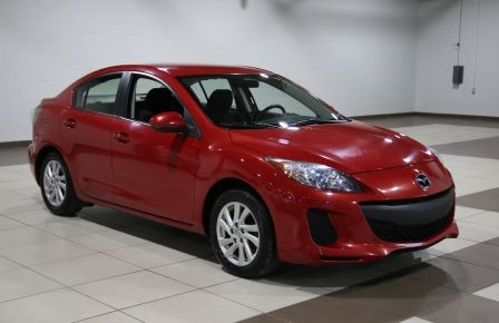 2012 Mazda 3 GS-SKYACTIVE AUTO A/C GR ELECT MAGS BLUETHOOT #0