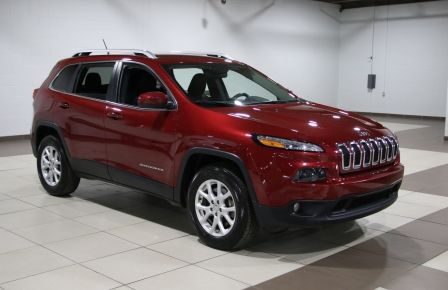 2015 Jeep Cherokee North AWD V6 #0