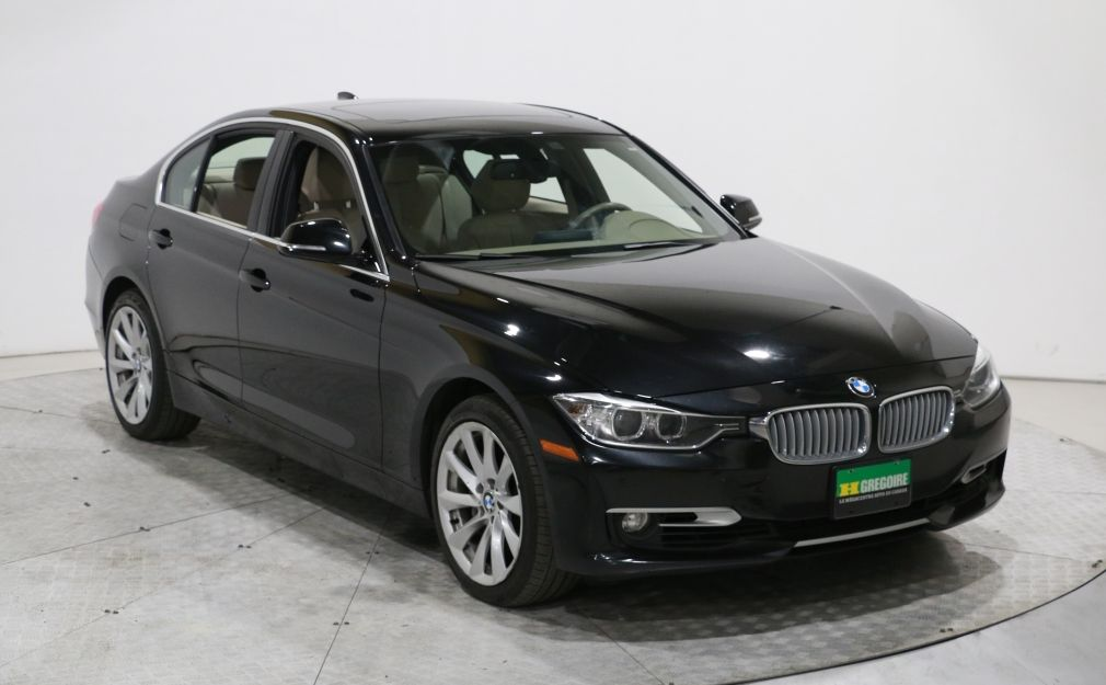 2013 BMW 335i 335i XDRIVE AUTO CUIR TOIT MAGS BLUETOOTH #0