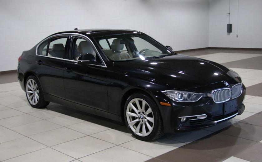 2013 BMW 335XI 335i xDrive AUTO CUIR TOIT MAGS BLUETOOTH #0