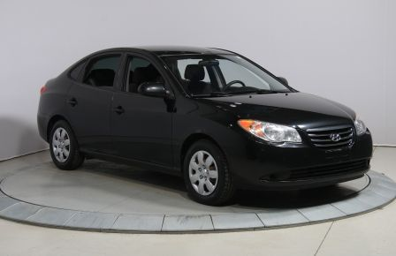 2010 Hyundai Elantra GL #0