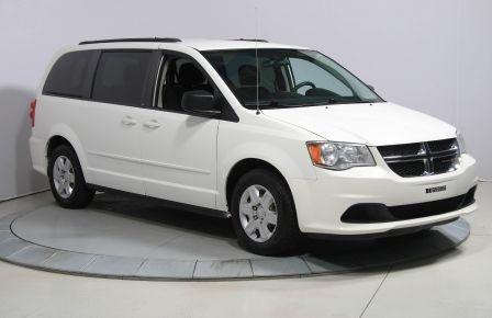 2012 Dodge GR Caravan SE STOW'N GO #0