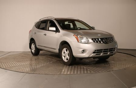 2013 Nissan Rogue S AWD A/C GR ELECT BLUETOOTH #0