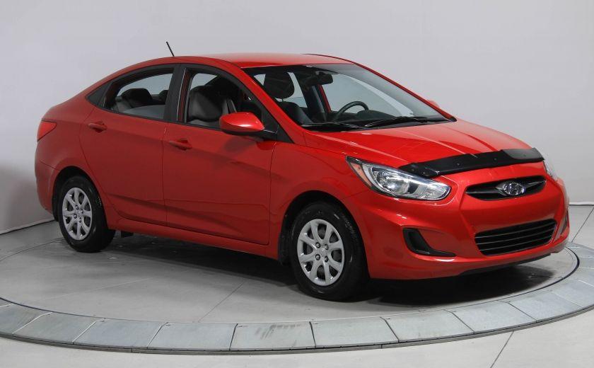 2013 Hyundai Accent L #0