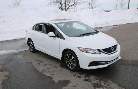 2013 Honda Civic EX #0