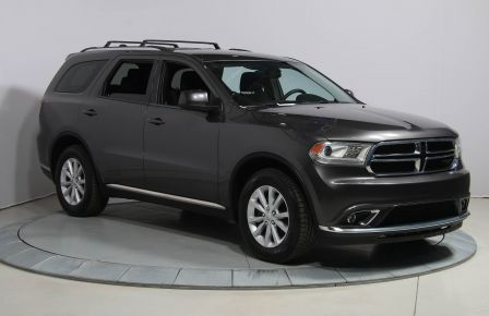 2014 Dodge Durango SXT AWD 7 PASSAGERS #0