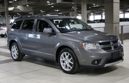2013 Dodge Journey R/T AWD A/C CUIR GR ELECT MAGS #0