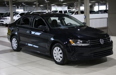 2015 Volkswagen Jetta Trendline A/C GR ELECT BLUETOOTH CAM.RECUL #0