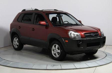 2008 Hyundai Tucson GL #0