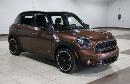 2013 Mini Cooper S ALL4 A/C CUIR TOIT MAGS BLUETOOTH #0