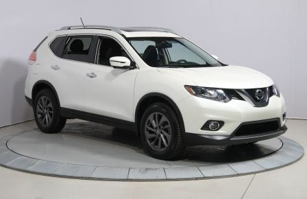 2016 Nissan Rogue SL AWD CUIR TOIT NAVIGATION MAGS BLUETOOTH #0