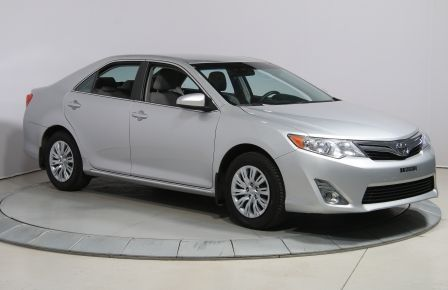 2013 Toyota Camry LE AUTO A/C GR ELECT BLUETOOTH CAM.RECUL #0