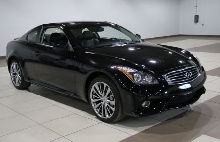 2012 Infiniti G37 COUPE X SPORT AUTO A/C CUIR TOIT MAGS 19