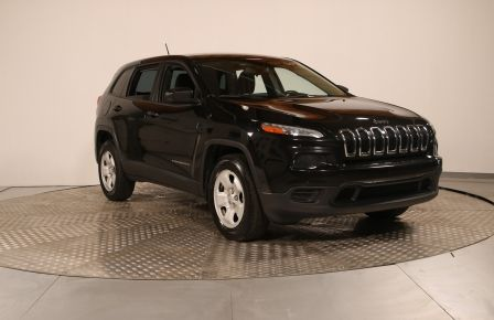 2014 Jeep Cherokee Sport 4WD AUTO A/C GR ELECT BLUETHOOT #0