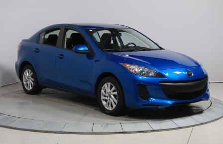 2013 Mazda 3 GS-SKY A/C MAGS BLUETOOTH GR ELECT #0