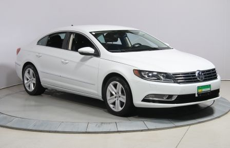 2015 Volkswagen CC SPORTLINE A/C MAGS CUIR BLUETOOTH GR ELECT #0