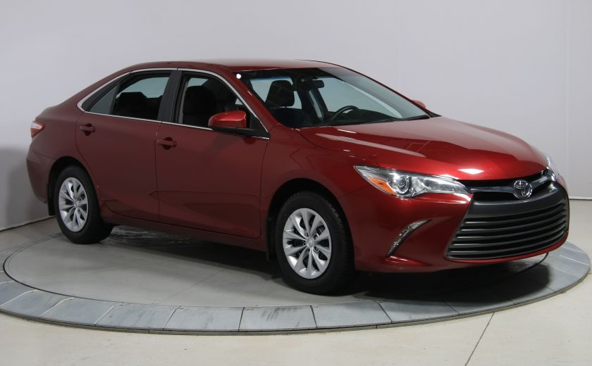 2016 Toyota Camry LE A/C BLUETOOTH GR ELECT #0