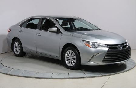 2016 Toyota Camry LE AUTO A/C BLUETOOTH GR ELECT #0