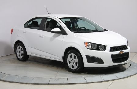 2015 Chevrolet Sonic LS AUTO BLUETOOTH #0