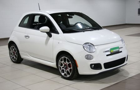 2014 Fiat 500 Sport AUTO A/C GR ELECT MAGS #0