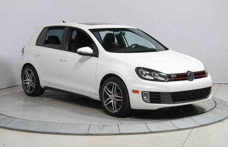 2013 Volkswagen GTI 5dr HB GTI DSG A/C TOIT MAGS BLUETOOTH #0