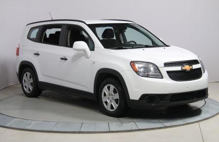 2012 Chevrolet Orlando LS A/C BLUETOOTH GR ELECT #0