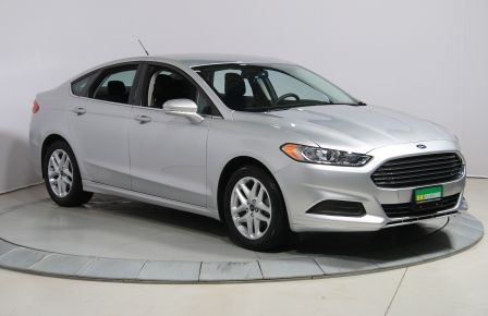 2014 Ford Fusion SE A/C BLUETOOTH MAGS #0