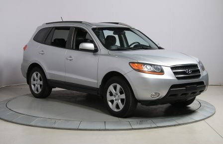 2008 Hyundai Santa Fe Limited 5-Pass #0