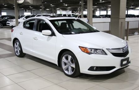 2013 Acura ILX Tech Pkg AUTO CUIR TOIT NAVIGATION MAGS BLUETOOTH #0