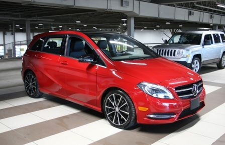 2014 Mercedes Benz B250 B250 Sports Tourer A/C CUIR TOIT MAGS #0