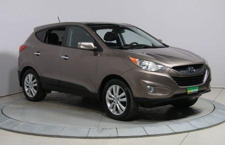 2012 Hyundai Tucson Limited w/Nav A/C CUIR TOIT MAGS #0