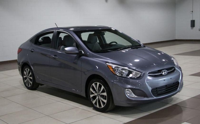 2017 Hyundai Accent GL A/C TOIT MAGS BLUETOOTH #0