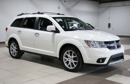 2013 Dodge Journey R/T AWD CUIR TOIT NAVIGATION DVD MAGS 7PASSAGERS #0