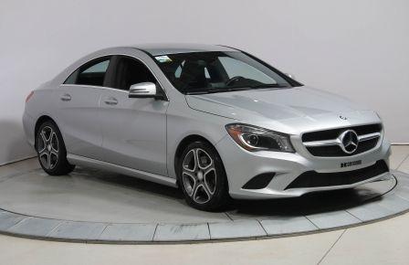 2014 Mercedes Benz CLA250 4MATIC A/C CUIR TOIT MAGS #0