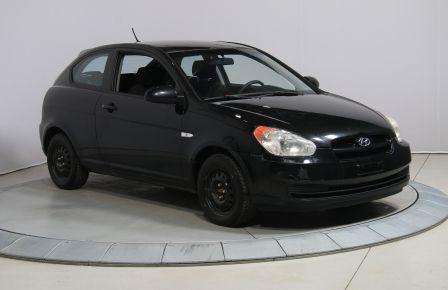 2008 Hyundai Accent GL #0