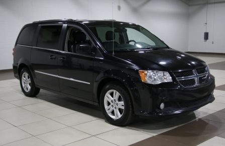 2015 Dodge GR Caravan Crew Plus A/C BLUETOOTH CUIR MAGS #0