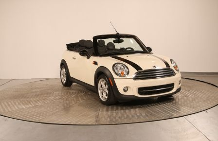 2013 Mini Cooper 2dr A/C CUIR MAGS BLUETOOTH #0