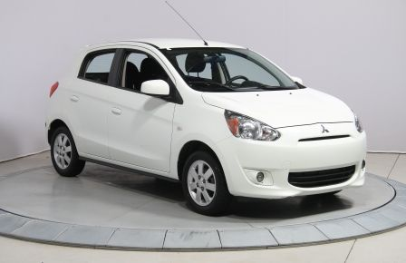 2014 Mitsubishi Mirage SE A/C GR ELECT MAGS  BLUETOOTH #0