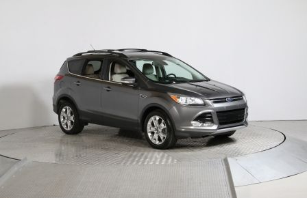 2013 Ford Escape SEL 4WD CUIR NAVIGATION MAGS #0