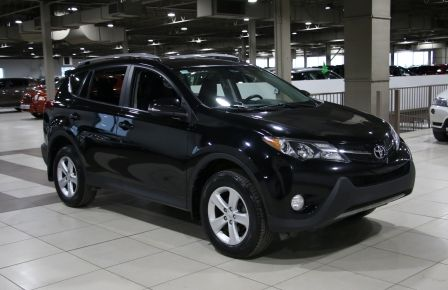2013 Toyota Rav 4 XLE 4WD AUTO A/C TOIT MAGS BLUETOOTH CAM.RECUL #0