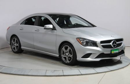2014 Mercedes Benz CLA250 CLA250 MAGS TOIT PANORAMIQUE CUIR BLUETOOTH #0