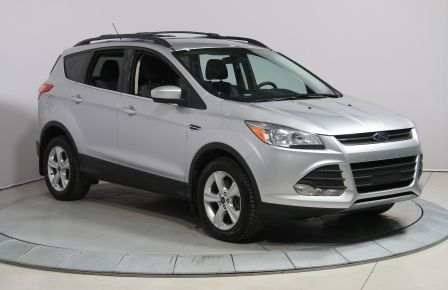2014 Ford Escape SE 4WD A/C GR ELECT MAGS BLUETOOTH CAM.RECUL #0