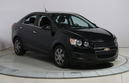 2012 Chevrolet Sonic LT A/C BLUETOOTH GR ELECT #0