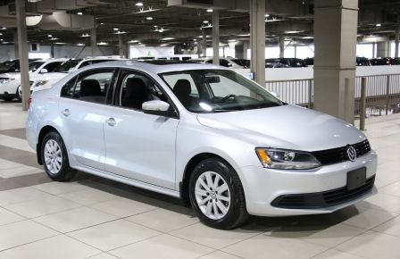 2013 Volkswagen Jetta 2.0 COMFORTLINE AUTO A/C TOIT MAGS BLUETHOOT #0