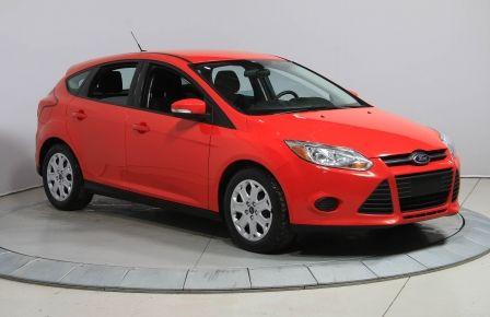 2013 Ford Focus SE A/C GR ELECT BLUETHOOT #0